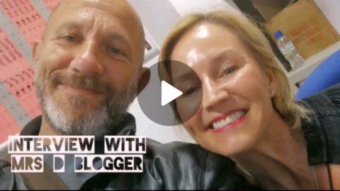 Mrs D meets Mr G